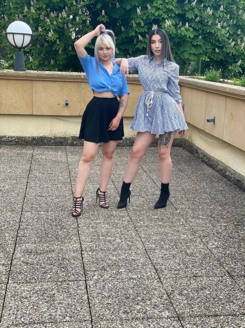 Katia and Tokyo(DUO AVAILABLE )