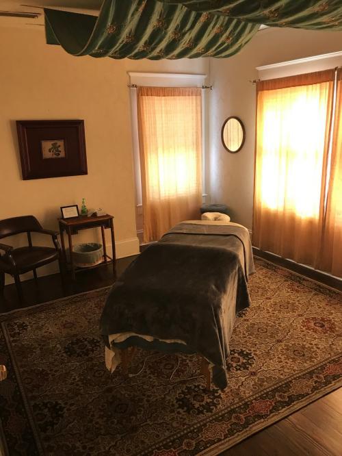 Massage prostatique avec finition