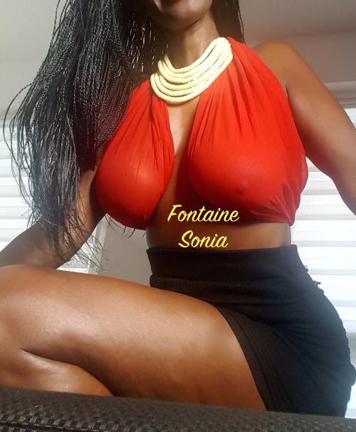 BLACK FEMME FONTAINE SONIA